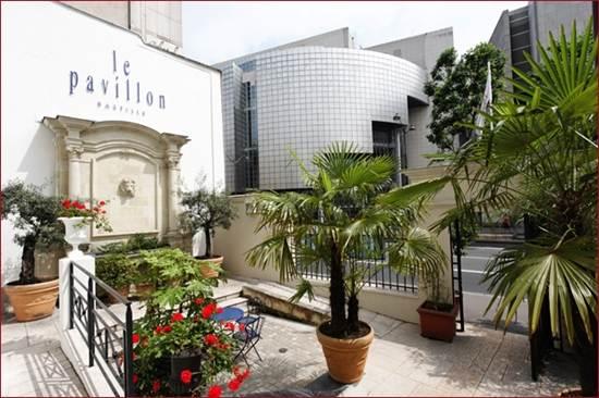 Hôtel Pavillon Bastille