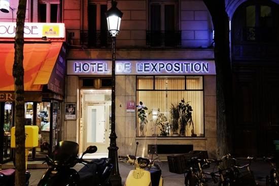 Hotel de l'Exposition - Republique