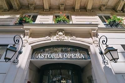 Hotel Astoria - Astotel