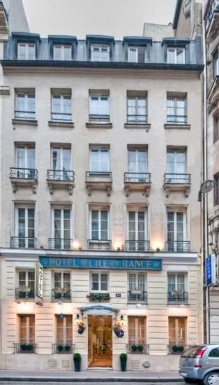 Hôtel Ile de France Opéra