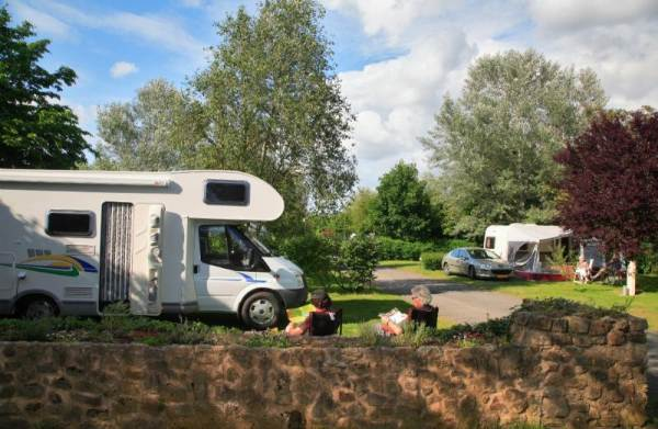 Camping Le Bois Vert  LE TALLUD ~ Camping Bois Vert