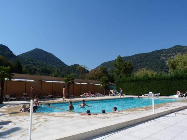 Camping les clos nyons for Camping nyons piscine