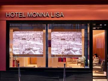 Hotel Le Monna Lisa