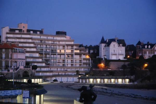 Inter hotel le crystal dinard dinard for Hotels dinard