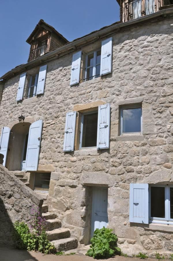 Maison de la jalerie le pont de montvert - La maison des cevennes ...
