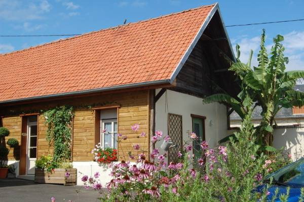 Chambre d 39 h te en picardie r servation bray sur somme for Maison hote picardie