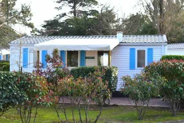 Location Mobil Home Ile De Ré Bois Plage - Trouvez et réservez vos Résidences et Villages Vacances Mobil Home 4 places LE BOIS PLAGE