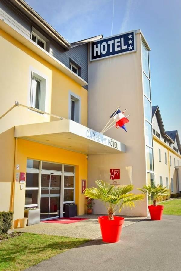 Carré Py' Hôtel