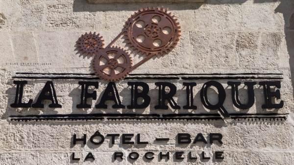 Hôtel la Fabrique