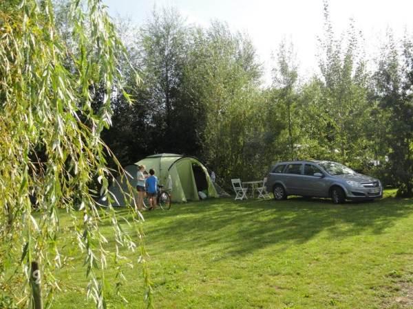 Camping **La Clé des Champs