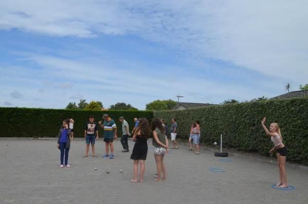 Camping Le Grand Jardin - NOTRE DAME DE MONTS - Vendée (85) Campgrounds