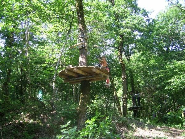 Camping Les Logeries