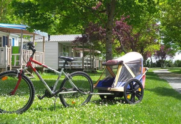 Camping La Mouette Rieuse