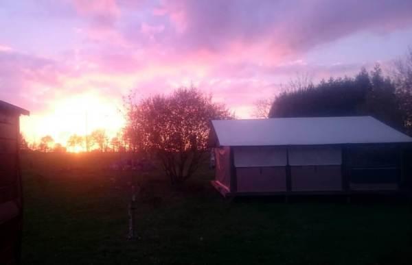 Camping l'Etang du Puy