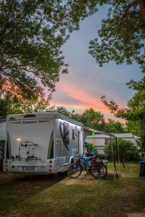 Camping Les Marsouins