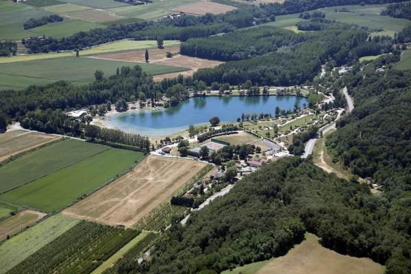 Domaine du Lac de Champos