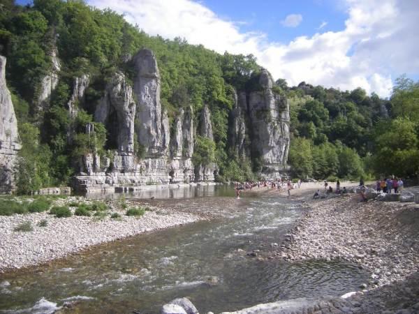 Camping LES LAVANDES Ardêche