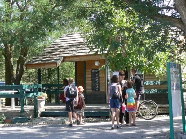 Camping Sites et Paysages LE PETIT LIOU BARATIER