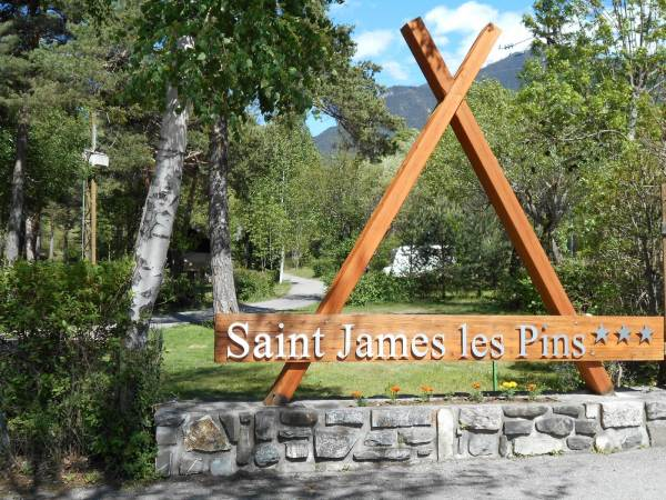Camping Chalets Résidentiels SAINT JAMES LES PINS GUILLESTRE
