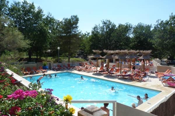 Camping de l 39 ayguette faucon vaison la romaine - Camping vaison la romaine avec piscine ...