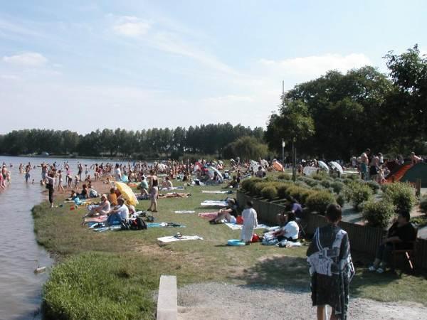 Camping Lac de la Tricherie