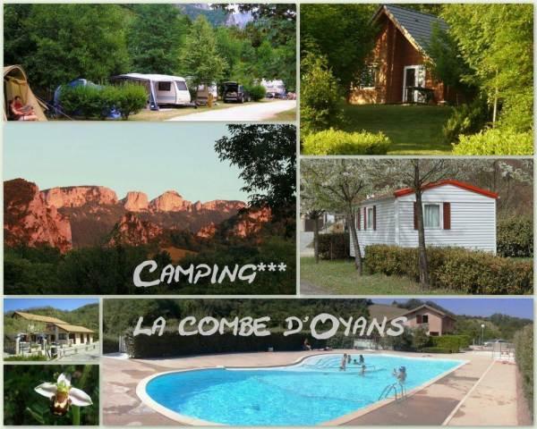 CAMPING LA COMBE D'OYANS