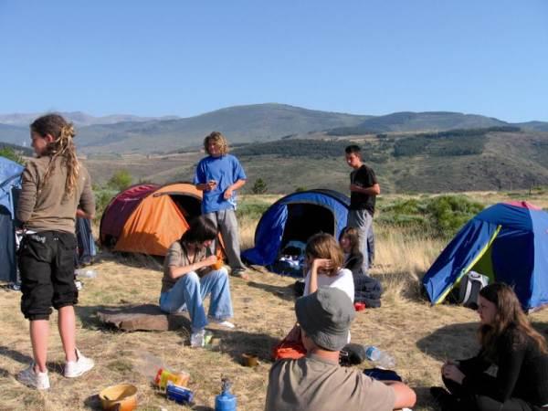 Camping L'Enclave