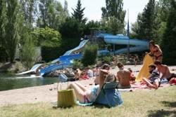 Camping Sites et Paysages le Plan d'Eau Saint Charles