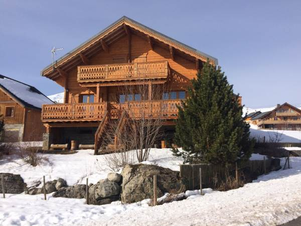 Chalet Agimo