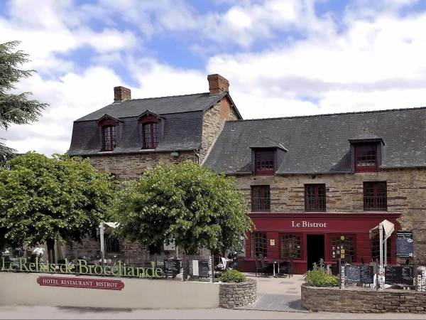 Hôtel le Relais de Brocéliande Spa