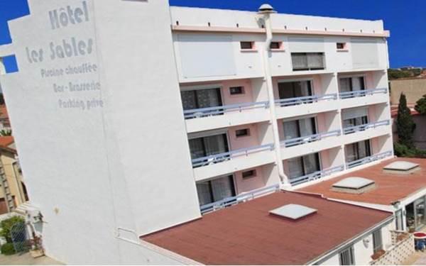 Hotel les sables