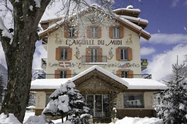 Hôtel Aiguille du Midi