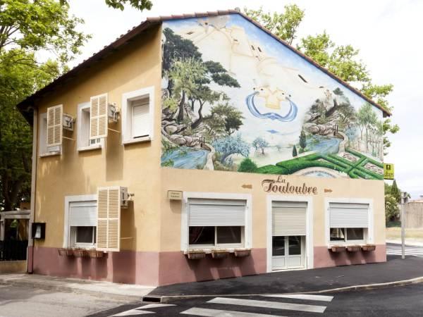 Hôtel la Touloubre