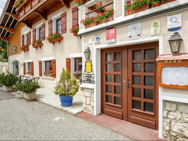Logis Hôtel la Petite Chaumière