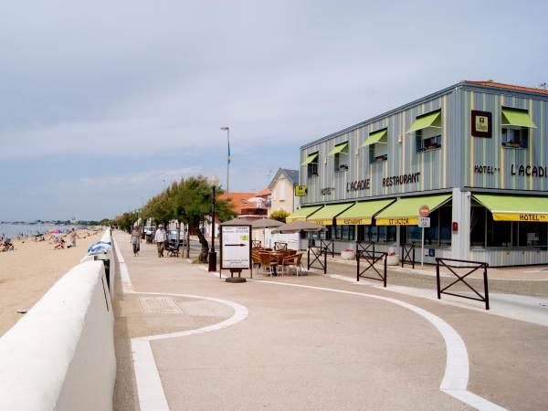 Hôtel Acadie Rest. le Saint-Victor
