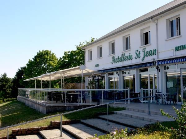 Logis Hotellerie Saint Jean