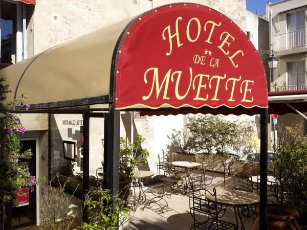 Hôtel de la Muette