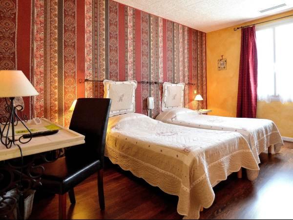 Logis Hôtel le Saint Marc