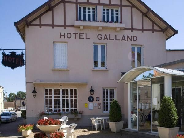 Hôtel Restaurant Galland