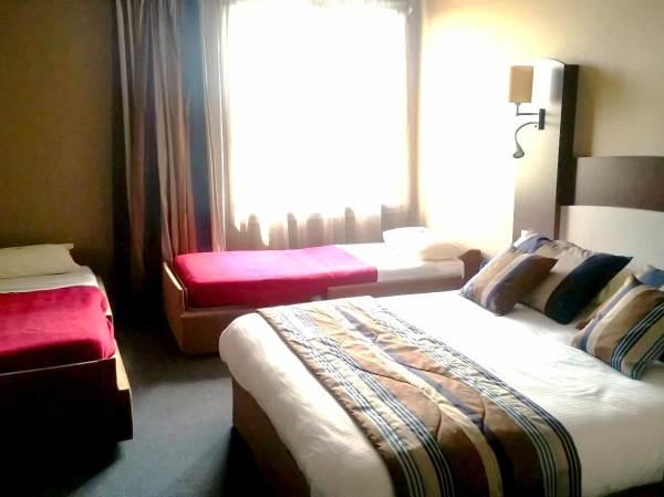 Logis Hôtel Aloé Rest. l'Orchidée