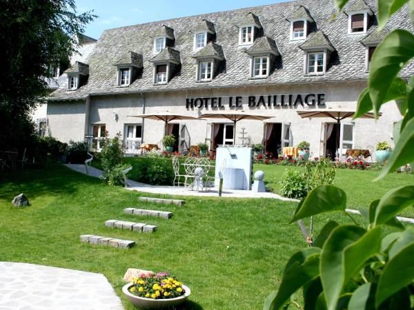 Hôtel le Bailliage