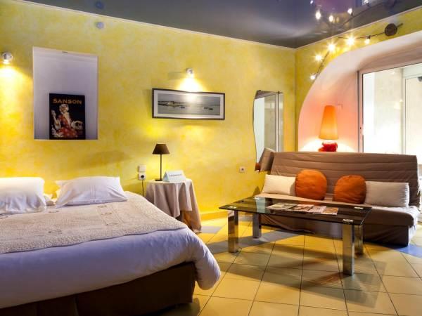 Hôtel le Mas et la Flambée du Luberon