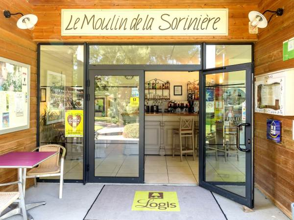 Logis Hôtel le Moulin de la Sorinière