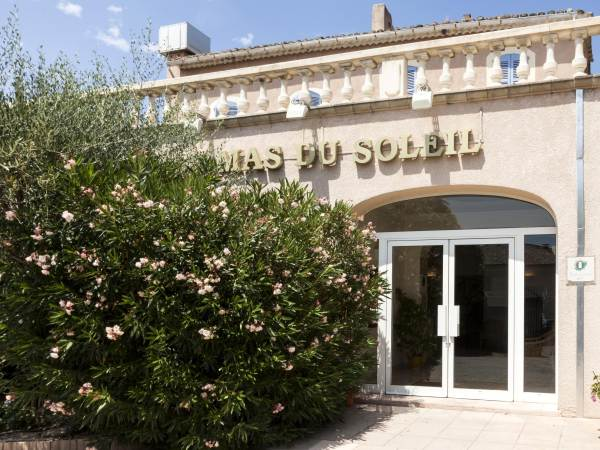 Hôtel le Mas du Soleil