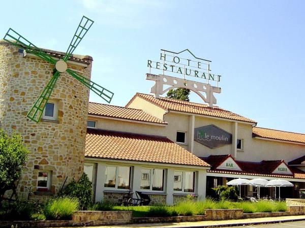 Hôtel le Moulin des Gardelles