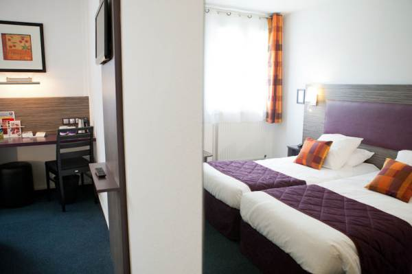 INTER-HOTEL Beauvais City Hôtel