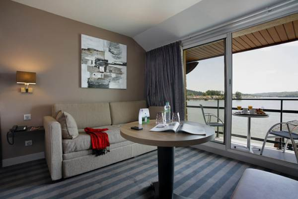 QUALYS-HOTEL DU GOLF DE L'AILETTE