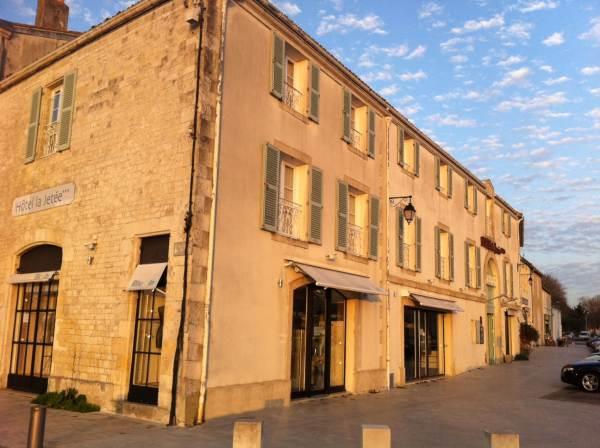 Hotel La Jetee Saint Martin En Re