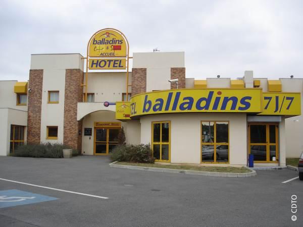 BALLADINS BEAUVAIS