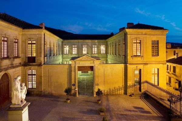L'Hôtel Abbaye Ecole de Sorèze